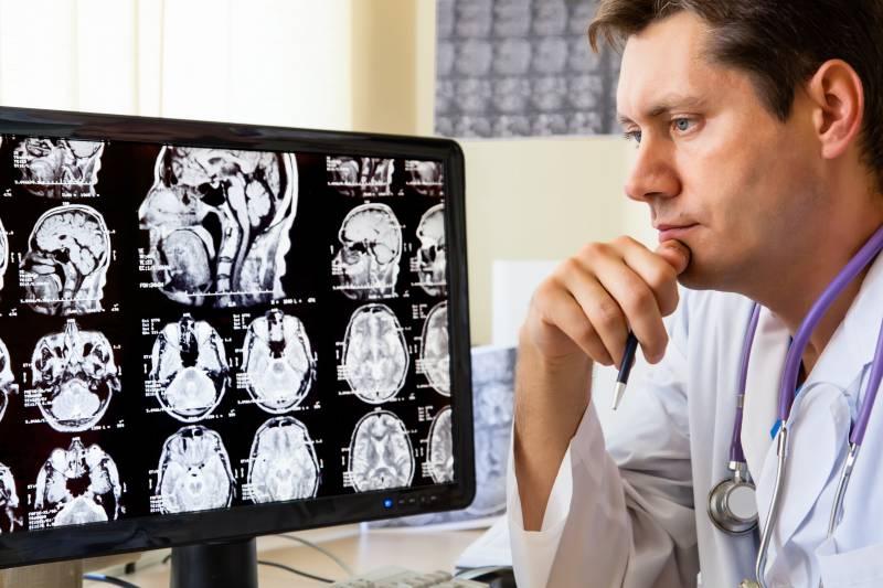МРТ гайморовых пазух