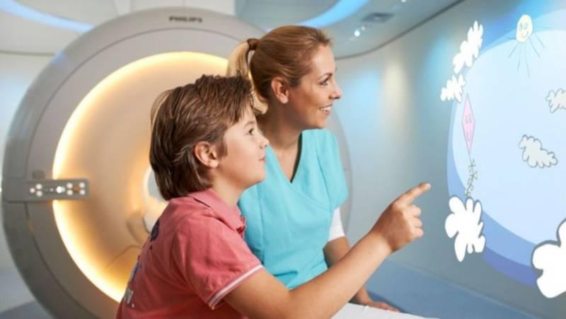 Пациент перед обследованием